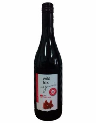 Image of Wild Fox Preservative Free Pinot Noir 2013