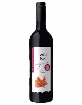 Image of Wild Fox Preservative Free Shiraz 2012