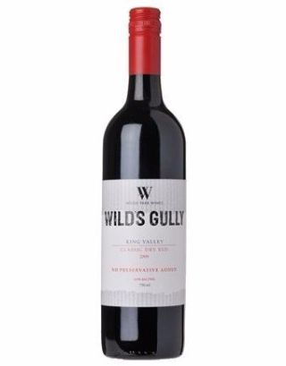 Image of Wood Park Wilds Gully Classic Dry Red NAP 2014