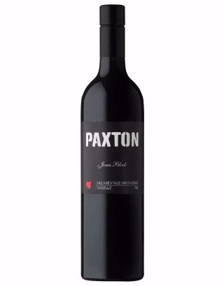 Image of Paxton Jones Block Shiraz 2011