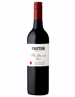 Image of Paxton The Guesser Red 2014