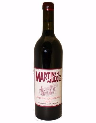 Image of Martins Hill Cabernet Sauvignon 2012