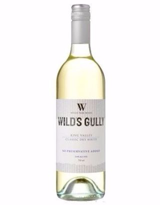 Image of Wood Park Wild's Gully Classic Dry White NAP 2015