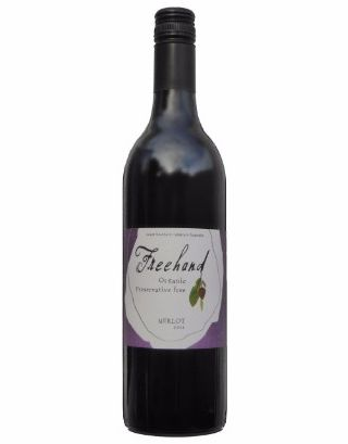 Image of Freehand Merlot 2014