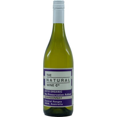 The Natural Wine Co No Added Preservative Chardonnay 2019