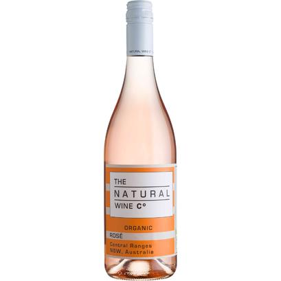 The Natural Wine Co Organic Rose 2019