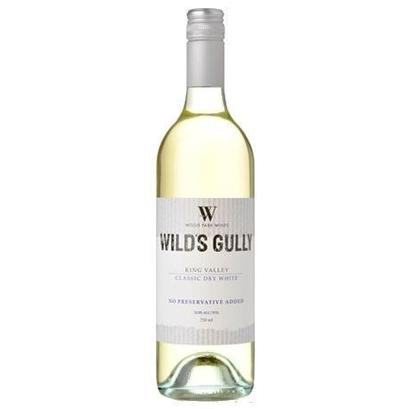 Wood Park Wild's Gully Classic Dry White NAP 2018