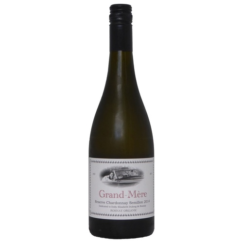 Rosnay Grand-Mere Reserve Chardonnay Semillon 2014