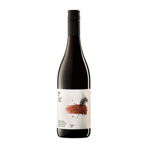 Temple Bruer Preservative Free Shiraz 2018