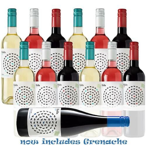 Mesta Organic Wine Mixed 12 Pack