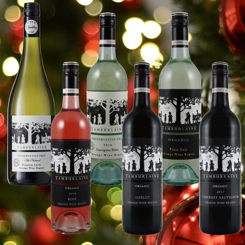 Tamburlaine Christmas 6 Pack