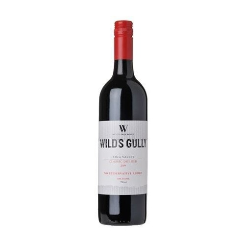 Wood Park Wilds Gully Classic Dry Red NAP 2017